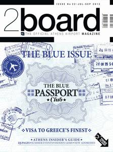2BOARD cover August